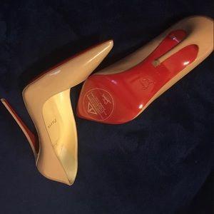 New Christian louboutin heels..