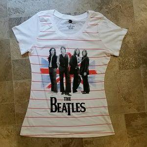 The Beatles Tops - New Beatles T- shirt