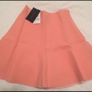 Zara A-line Skirt - Coral