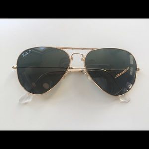 Ray-Ban Folding Aviator - Polarized