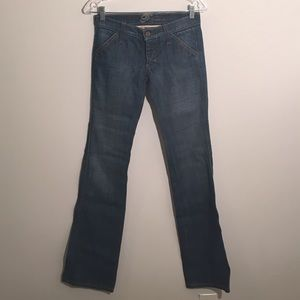 Frankie B. Flare Bootcut Jeans 0 XS