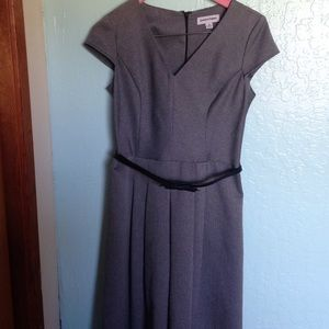 Shelby and palmer Dresses & Skirts - Gray dress. Great dress for job interviews.