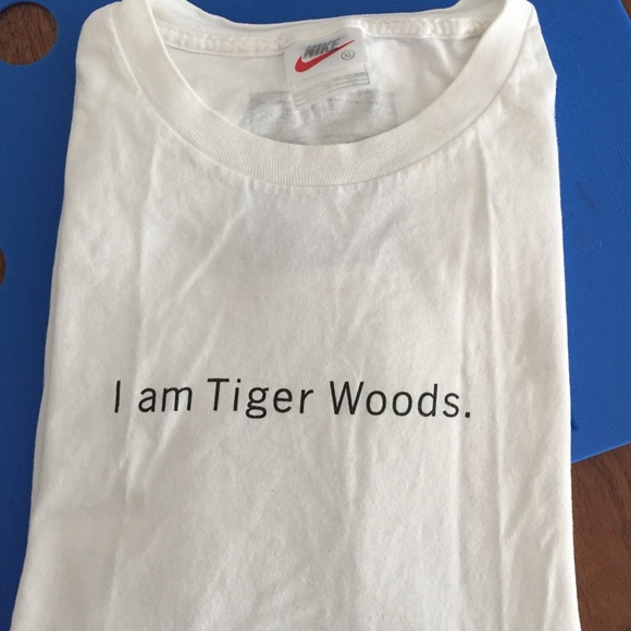 2ada1a96011c Nike Tops | I Am Tiger Woods Tshirt Size Xl | Poshmark