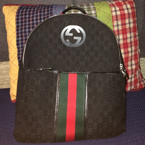 Gucci Handbags - A Gucci bookbag 0f69eb71a1d2e