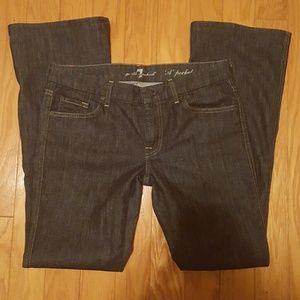 7 for all Mankind Denim - SALE 7 for All Mankind A-Pocket Bootcut Jeans