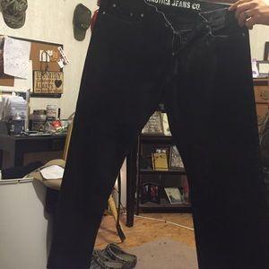 Men's 36/30 jeans