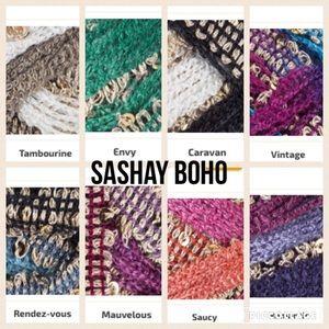 Sashay Yarn Colors NWT