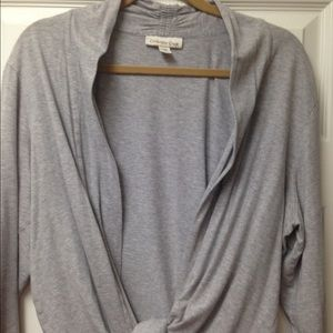 Light cardigan in Grey from CC!
