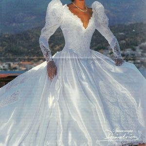 Demetrios Sposaeuropa wedding gown, an original!