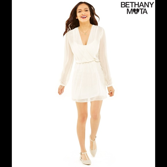 8c570de585d Aeropostale Dresses   Skirts - Aeropostale Womens Bethany Mota A-line Dress