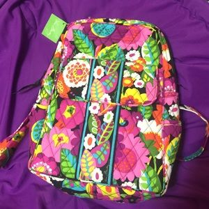 BRAND NEW Vera Bradley Ultimate Backpack w/ tags