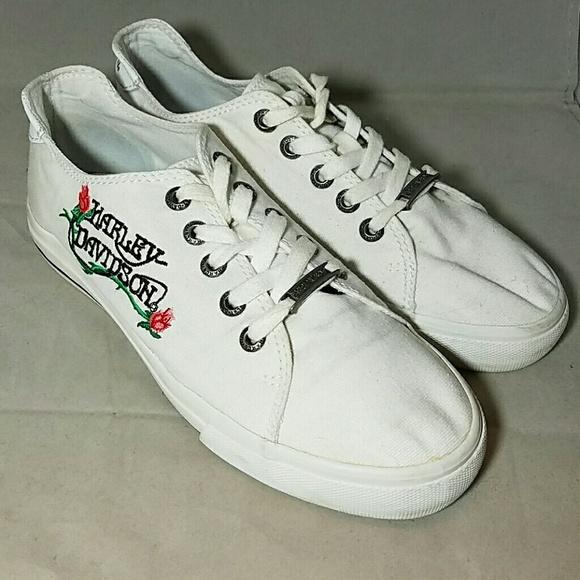 d5d2c7a0f8b3 Harley-Davidson Shoes - HARLEY DAVIDSON Ladies Sz 8.5 Athletic Shoes