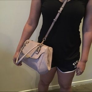 Handbags - grey crossbody