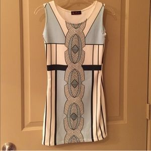 Other Dresses & Skirts - New dress with tribal print size 0