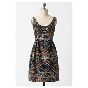 Anthropologie Tesserae Dress