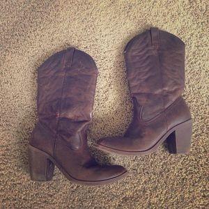 Shoes - Cowboy boots size 8.5