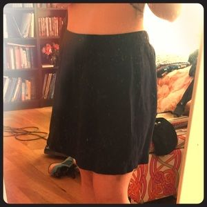 Merona by target navy blue skirt M