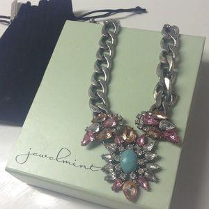Jewelmint Jewelry - JewelMint Sunburst Jewel Necklace