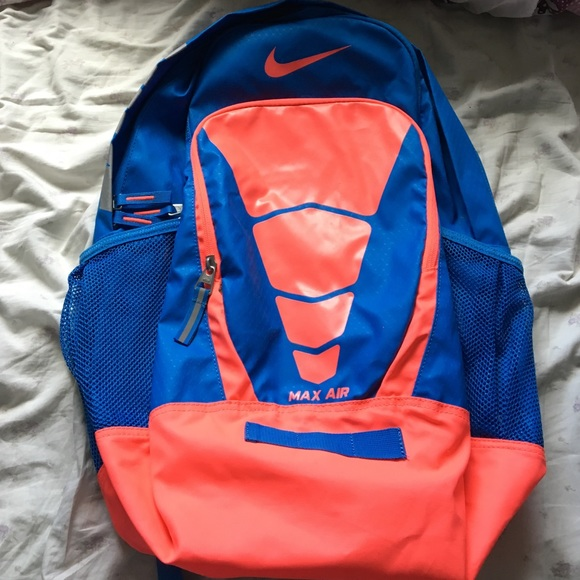 ... top quality nike vapor air max backpack hyperpunch blue f26da 2a562 1c63c9d9bf
