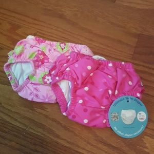 **NWT** 3 - 6 month Swim Diapers
