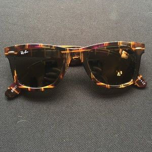 Authentic Special Edition Ray Bans #7