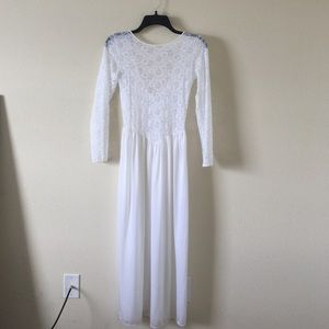 Stunning vintage night gown