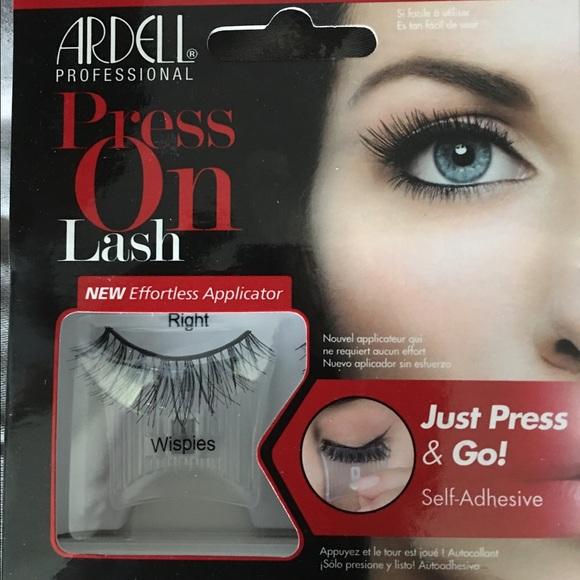4514cdf43f3 Ardell Makeup | Press On Lashes | Poshmark