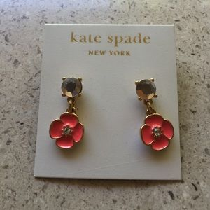Kate Spade earrings - brand new!