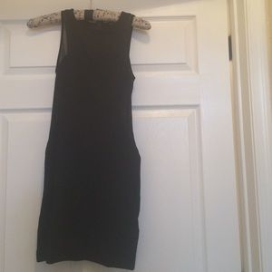 LBD with side mesh cutout