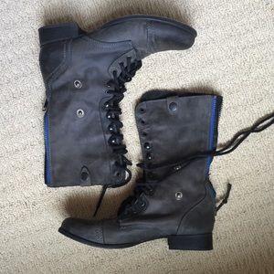 Troopa Combat Boots