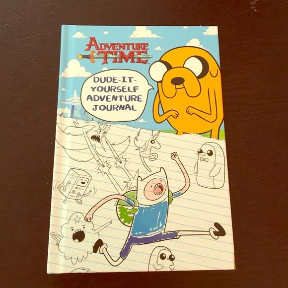 Cartoon network other adventure time dudedoityourself journal adventure time dudedo it yourself journal solutioingenieria Gallery