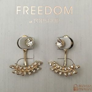 Topshop Jewelry - Topshop earrings