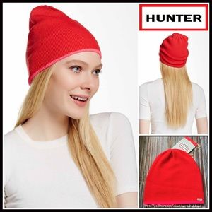 Hunter Accessories - ❗1-HOUR SALE❗HUNTER ORIGINAL Beanie Hat