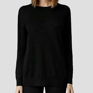 All Saints Sweaters - AllSaints 100% cashmere black sweater