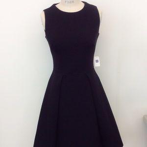 Gap black scuba dress.