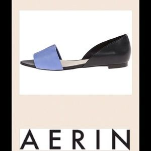 "Aerin Shoes - NEW Aerin ""Baker"" d'Orsay flat"