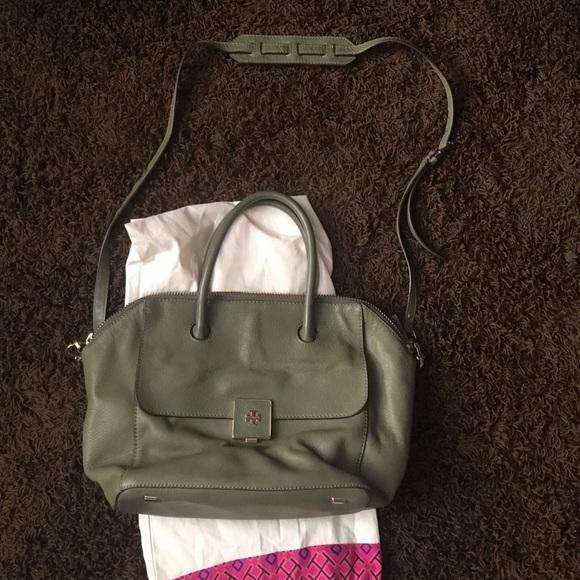 4175faf5b33 Tory Burch Clara satchel purse. M 576349a5f09282e5e8005631