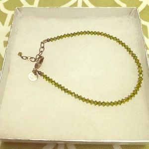 Emily Ray Jewelry - Green Emily Ray bracelet