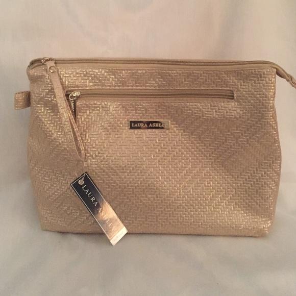 Laura Ashley Cosmetic Bag 0534ce76587e0