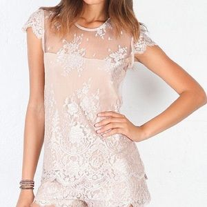 Alexis Tops - ALEXIS Authentic Blouse Intricate Boho Eyelet Top
