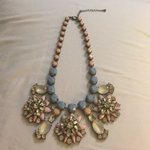 Asos Jeweled Statement Necklace