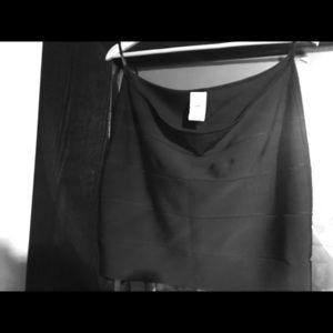 Herve Leger Bandage Skirt (Authentic)