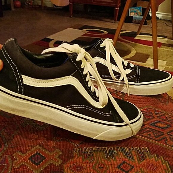 8fdd93d6100 Vans Shoes - Vans Old Skool...excellent used condition