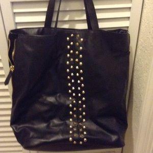 Zara black handbag