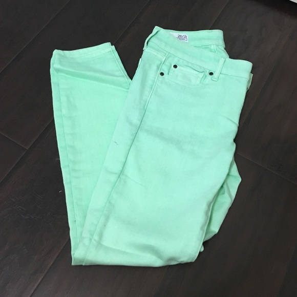 70% off GAP Pants - Gap Skinny colored jeans from Yuri's closet on ...
