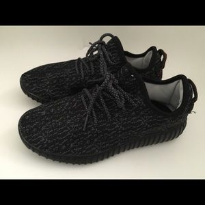 le adidas yzy nera e grigia impulso 350 w 8ms 65 uk5 poshmark