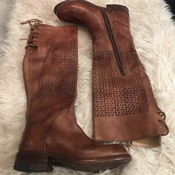 59% off free people shoes - bed stu cambridge boots like new from