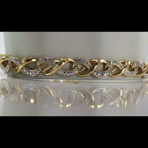 Vermeil Gold Bracelet
