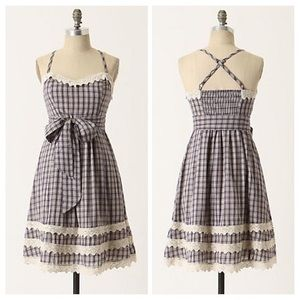 Anthropologie Plains & Prairies Dress