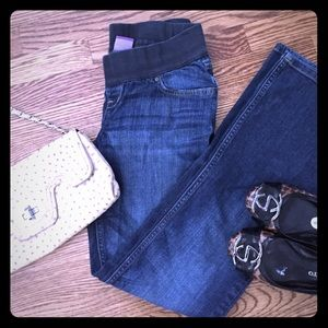 Maternity size 2 Jeans by Old Navy (bin 1)